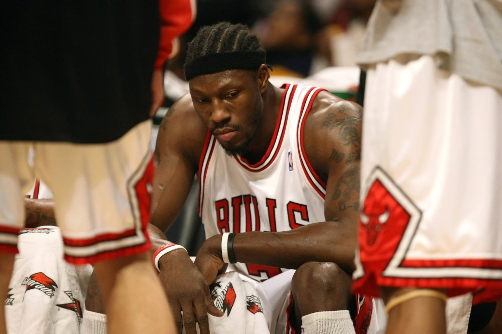 What happened to Ben Wallace in just one full Chicago Bulls season - Page 3