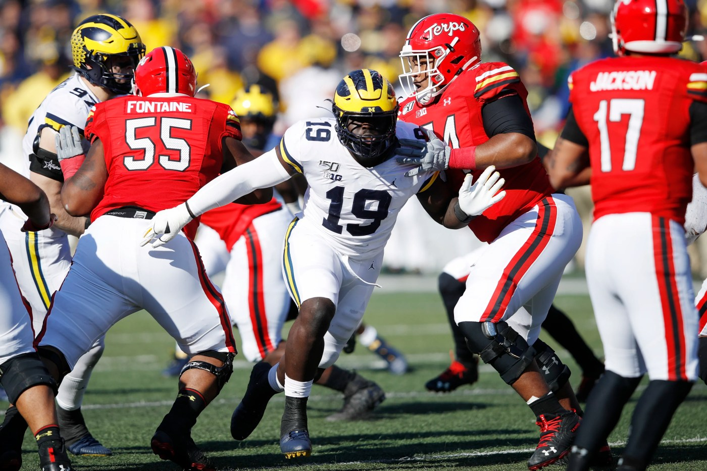 Michigan Football: Kwity Paye skyrocketing up 2021 NFL Draft boards - Page 2