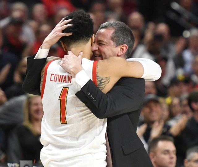 Maryland Basketball   Season Review And   Early Preview