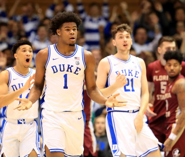 Duke Basketball Takeaways From Humbling Road Loss To Nc State