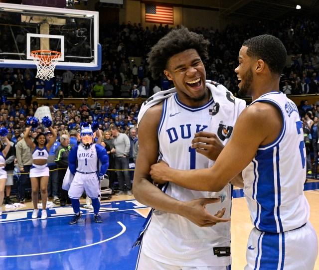 Duke Basketball Roster Starting Lineup Options For   Season