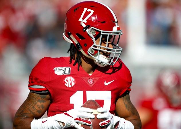 2021 NFL Draft: WR Jaylen Waddle back for Alabama Football?
