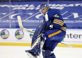 Buffalo Sabres would be foolish to trade Linus Ullmark at the Trade Deadline