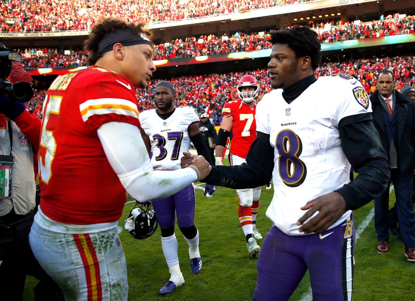 Nine things every fan should know about the Chiefs and Ravens
