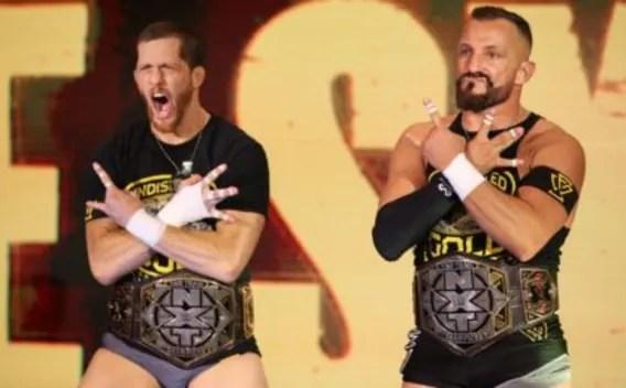 WWE NXT, Undisputed Era