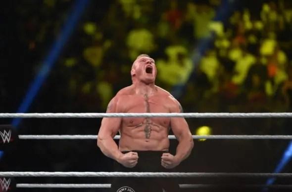 WWE, Brock Lesnar