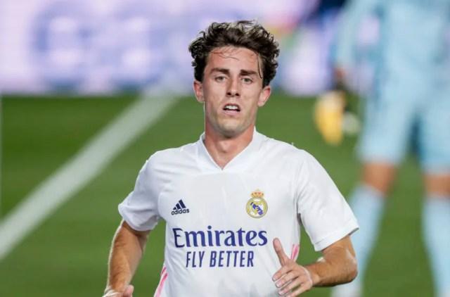 Real Madrid, Alvaro Odriozola