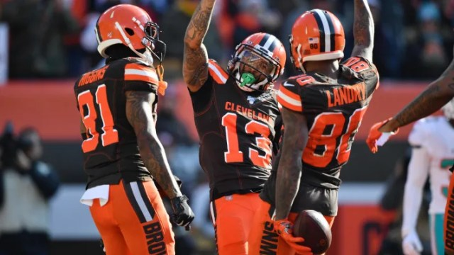 Remaining free agents the Cleveland Browns should consider