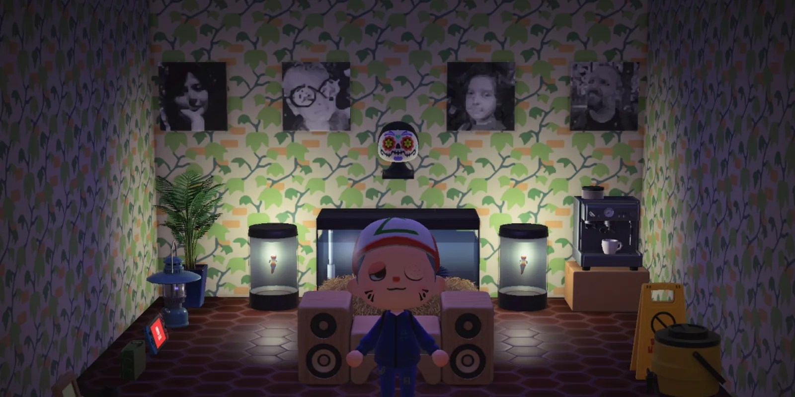 Animal Crossing: New Horizons: How to upload and add real ... on Animal Crossing Room Ideas New Horizons  id=77010