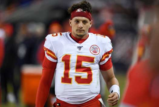 Patrick Mahomes reminds Bears of what might have been
