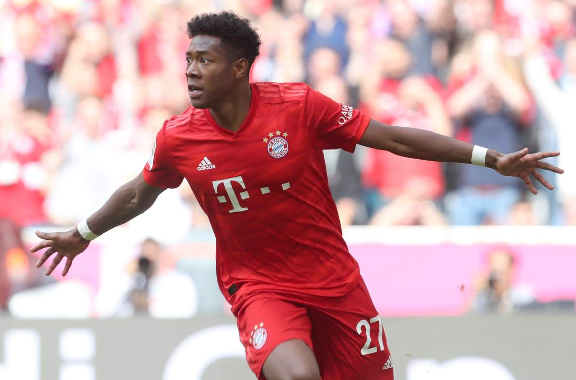 Bayern Munich: A new club joins the race for David Alaba