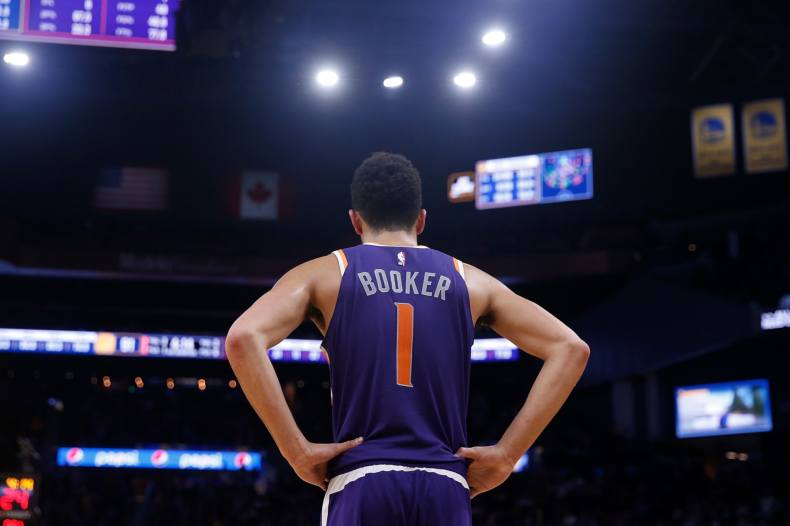 Phoenix Suns: It's time to prove yourself, Devin Booker