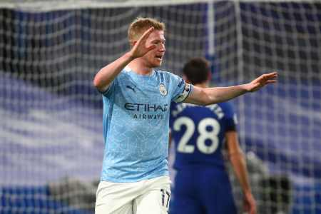 Kevin De Bruyne Situation At Manchester City Sees Strange Developments