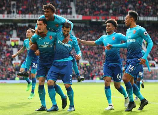 Arsenal Vs Manchester United: Highlights and analysis ...