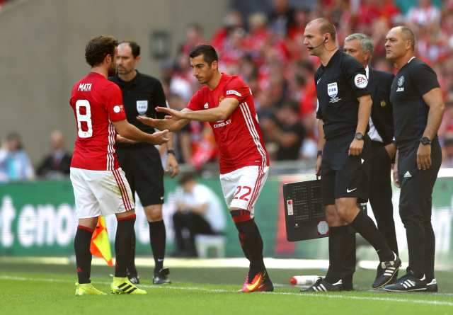 Image result for mata subbed off leicester