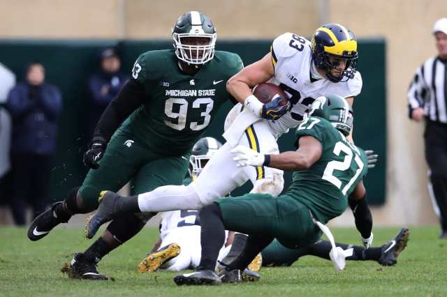 Michigan State Football: Naquan Jones has star potential at DT