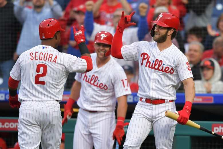 Phillies: Checking in on projected 2019 playoff odds
