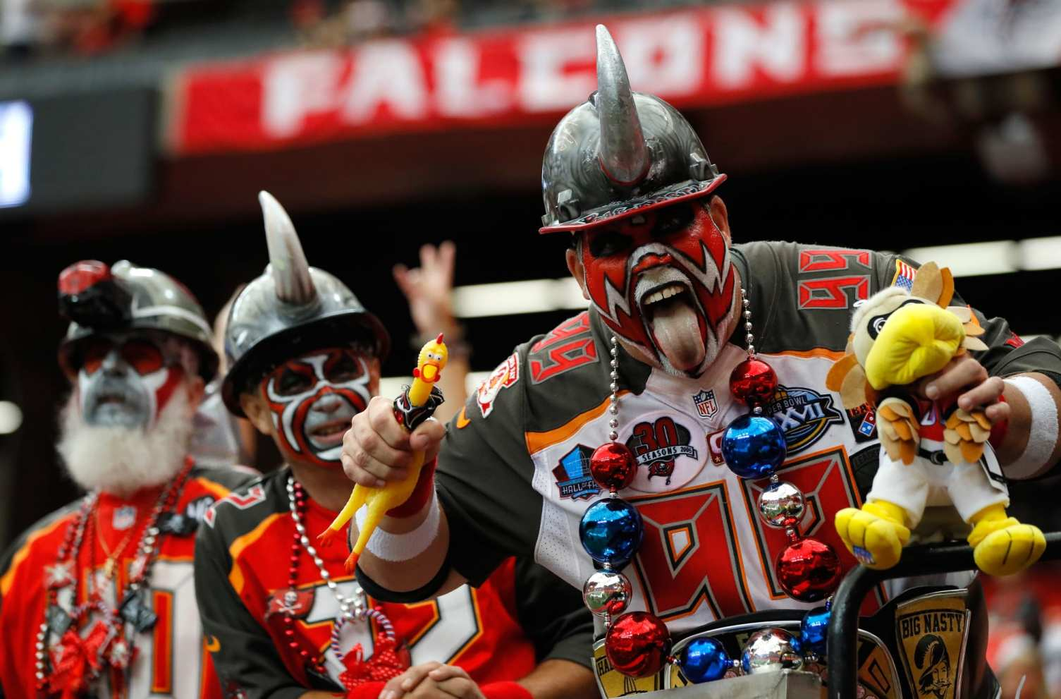 Tampa Bay Buccaneers fan base ranked ninth worst in the NFL
