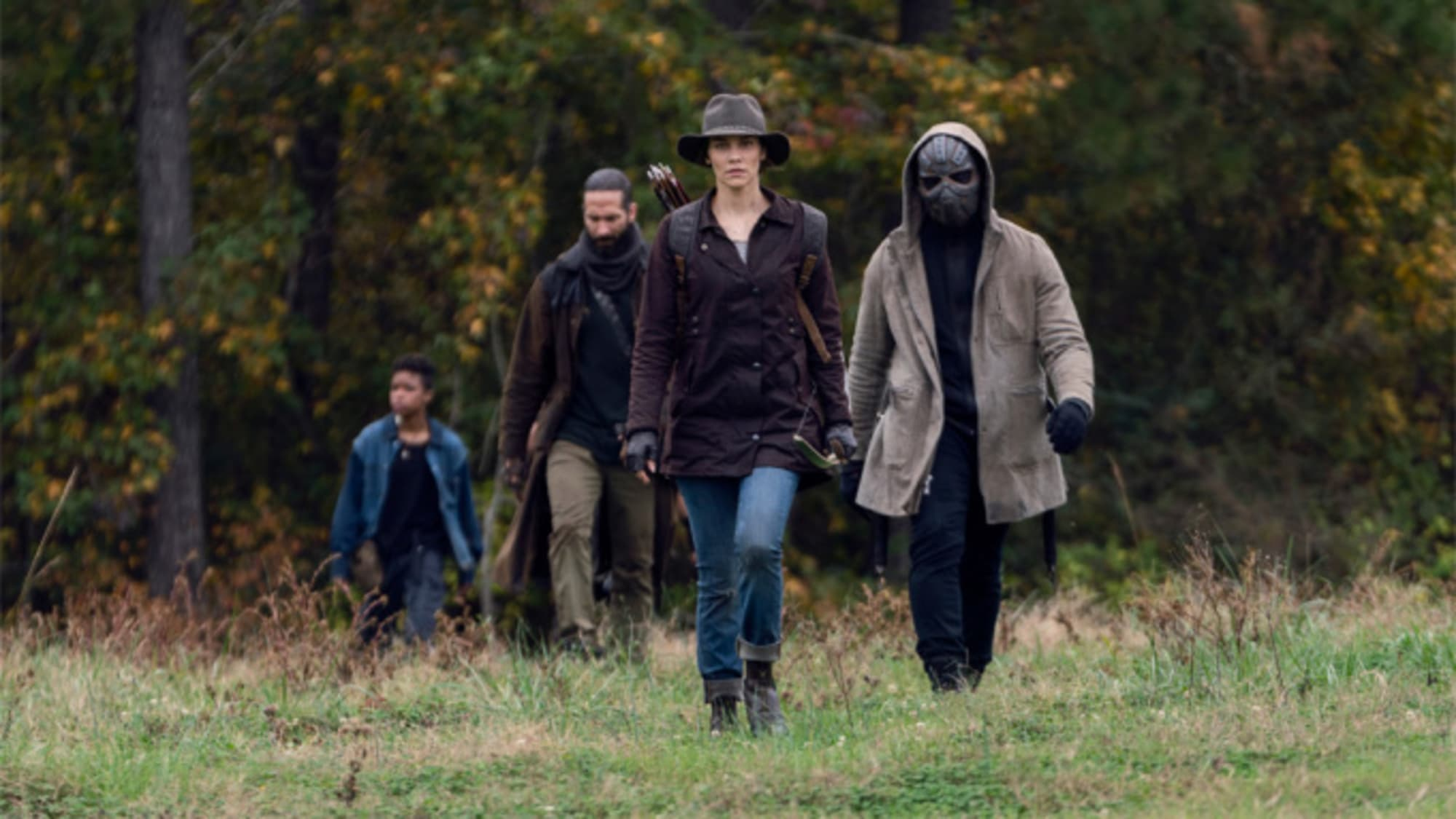 In fact, the entire episode feels very reminisce of strangers from hell, especially … Review The Walking Dead Episode 1017 Home Sweet Home