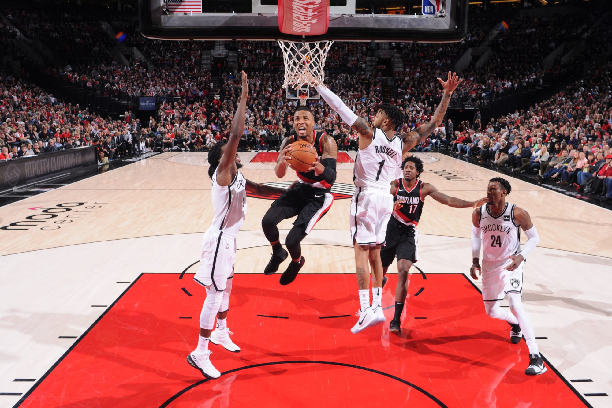 Spurs tickets can be found for as low as $11.00, with an average price of $95.00. Portland Trail Blazers: Still struggling to attack the basket