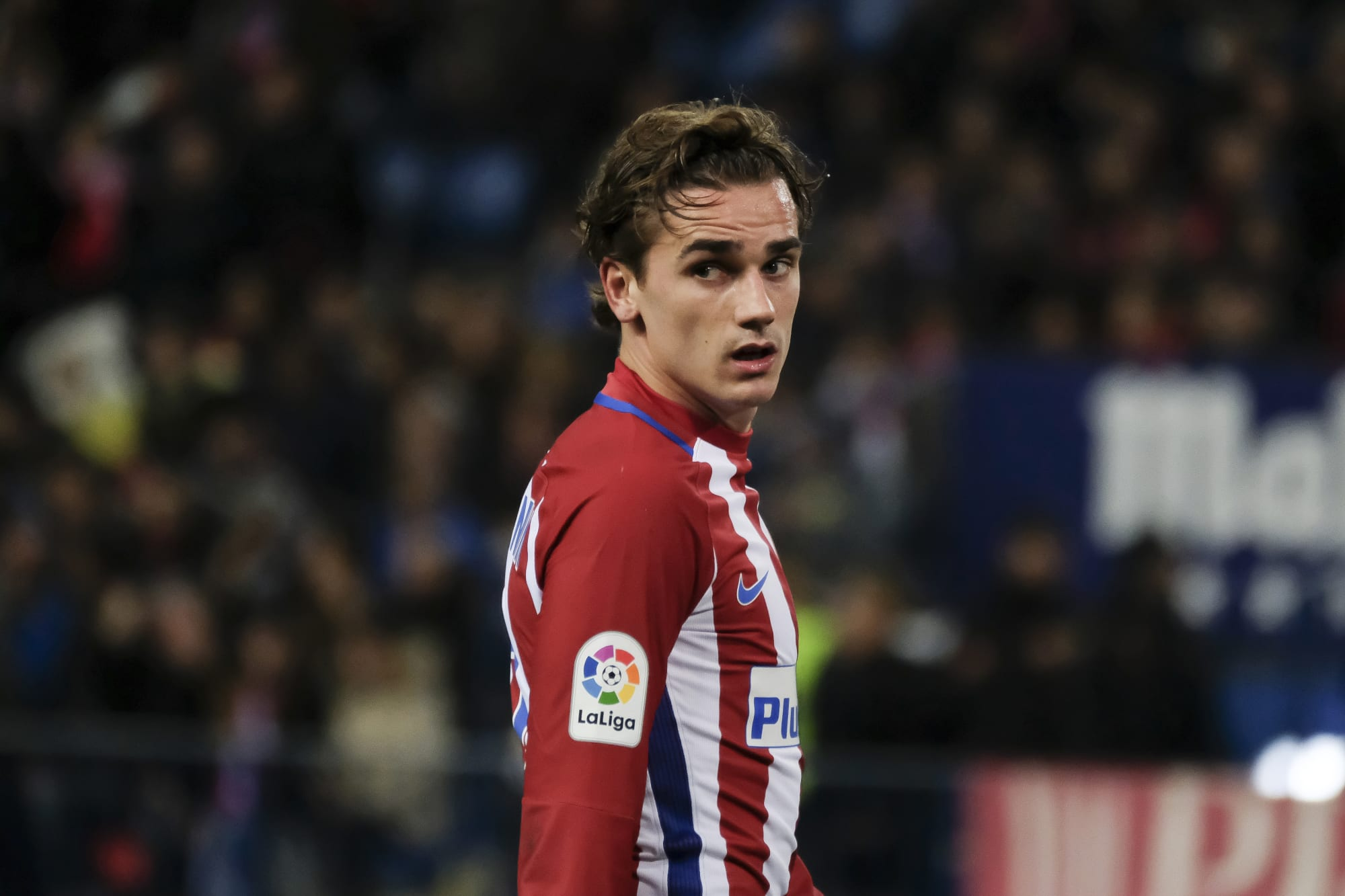 Antoine griezmann (fra) is a mobile striker and currently plays for atletico. Arsenal Transfer Rumors: Antoine Griezmann Has Never Made ...