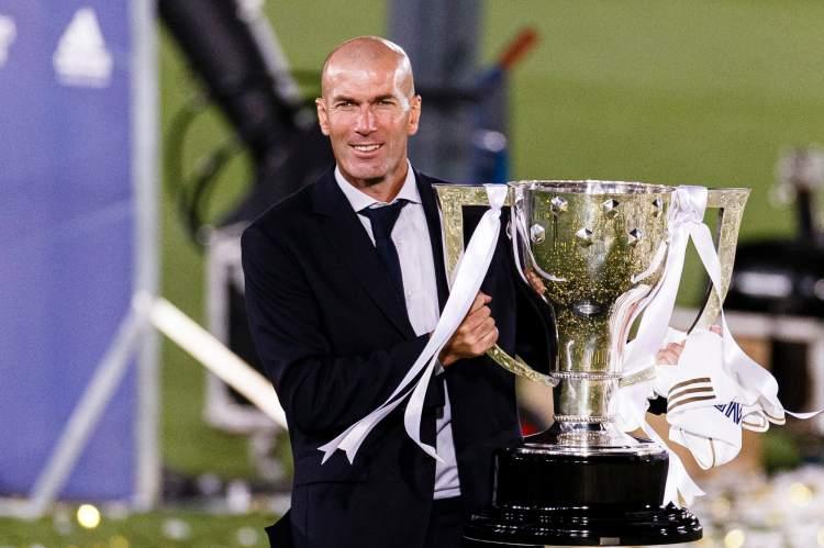 Real Madrid have six on the 2019-2020 La Liga Team of the ...