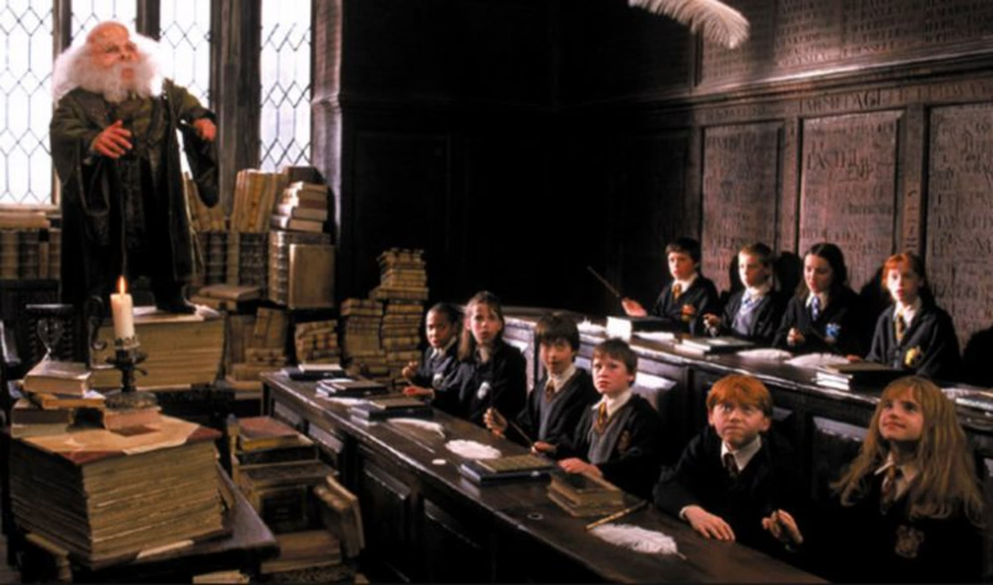 How Real Life Teachers Use Harry Potter In The Classroom