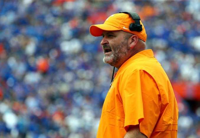 Tennessee football loses last original Jeremy Pruitt position coach