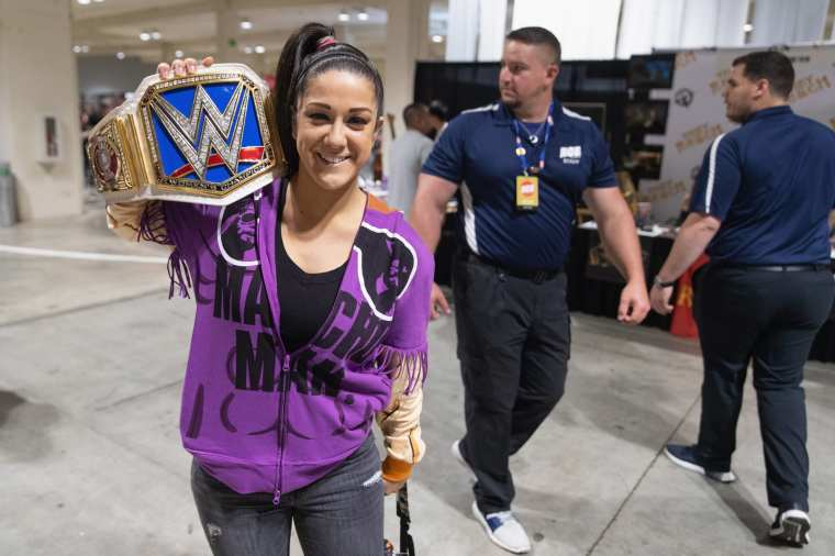 Bayley wants in the women's Dusty Rhodes Tag Team Classic?