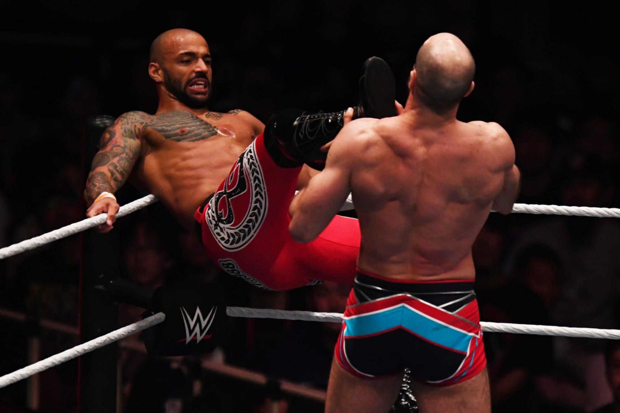 WWE Raw: Hit/Miss Jan. 18 – Ricochet vs. A.J. Styles