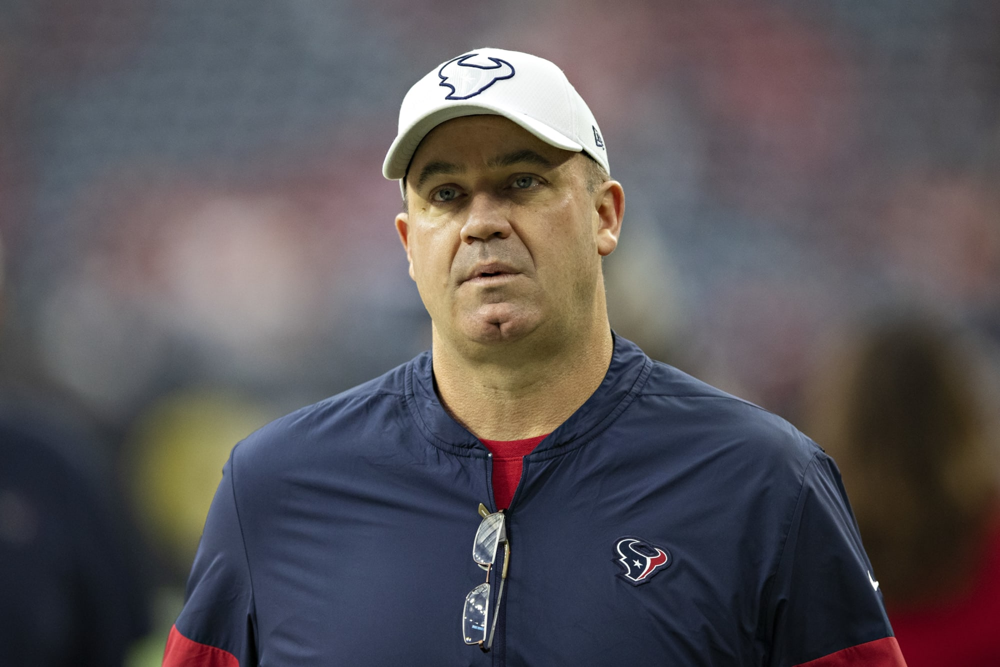 Photo of Bill O'Brien will kneel in support of his Texans players, racial equality