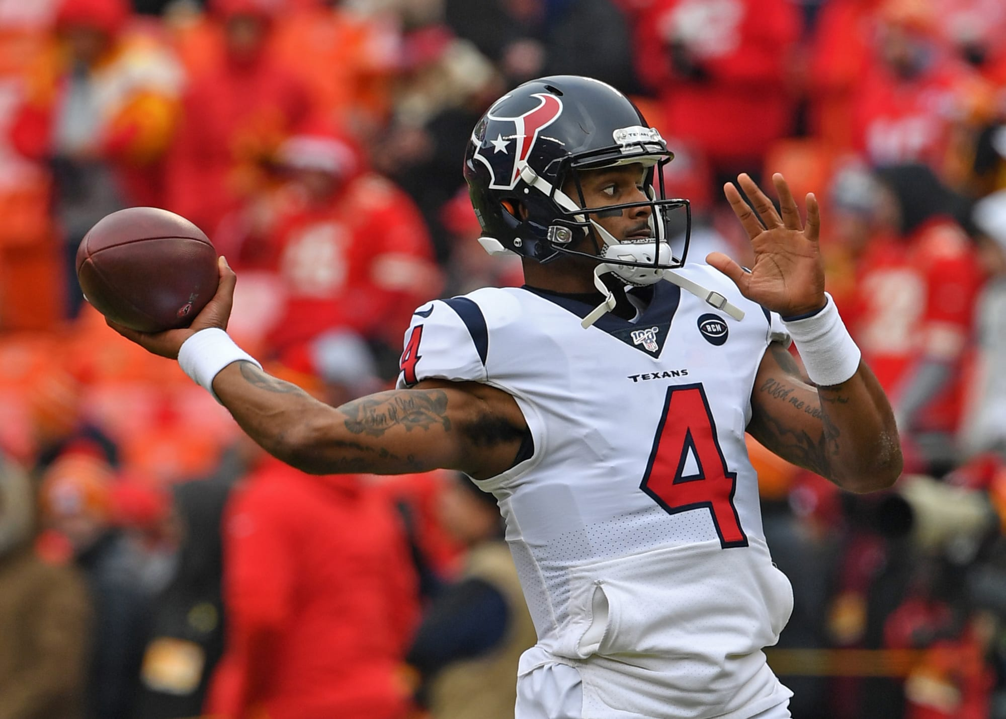 Photo of Deshaun Watson's contract may be larger than expected