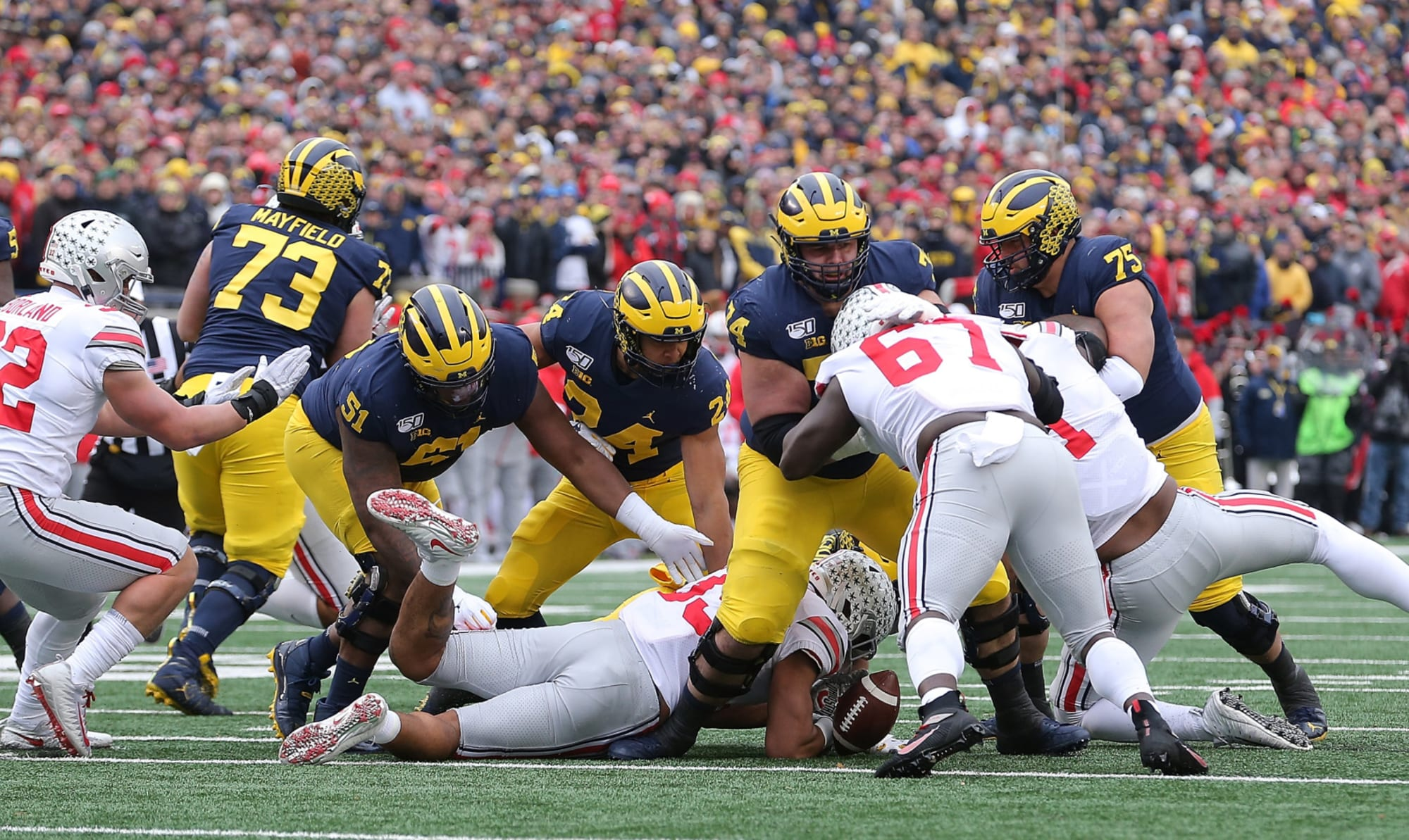 Photo of Ohio State and Michigan might play one another in season opener
