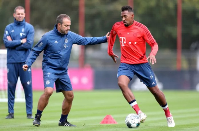Bayern Munich players love working with Hansi Flick