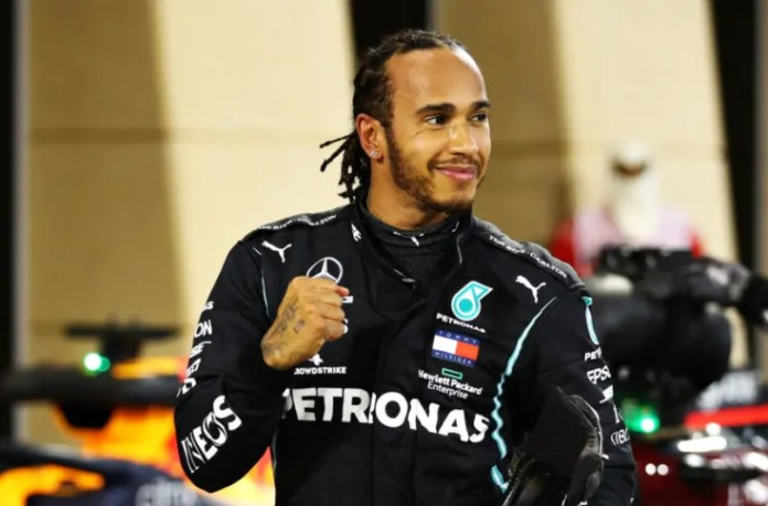 Formula 1: Lewis Hamilton contract breakthrough?