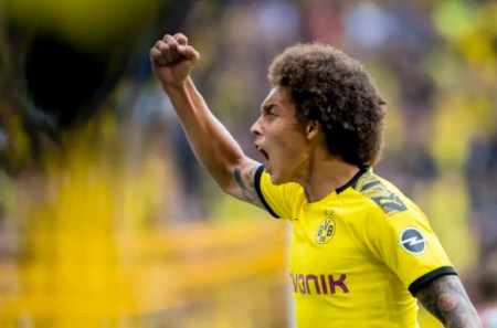 Axel Witsel Reveals He Rejected Manchester United And PSG For Borussia  Dortmund Move