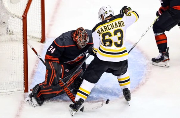 Carolina Hurricanes Lack Energy and Fall to Boston in Game Three