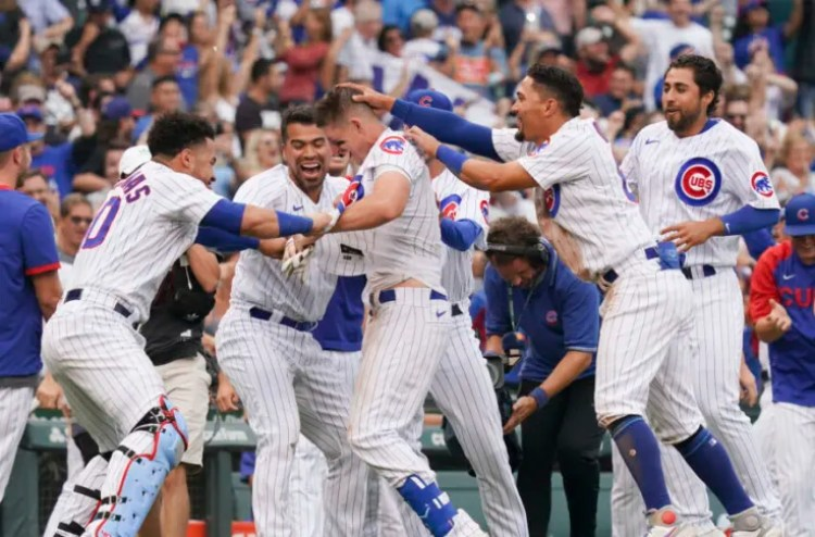 Chicago Cubs: Six-game winning streak shows team isn't giving up