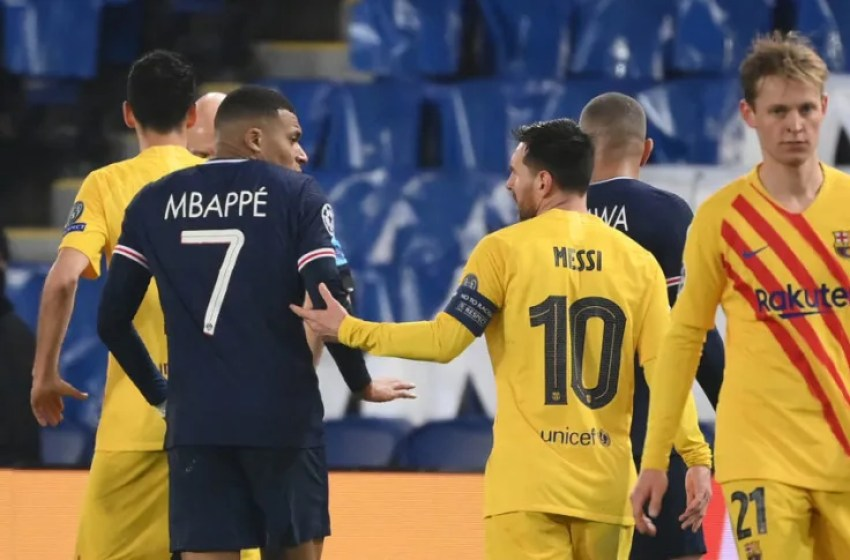 Kylian Mbappe and Neymar to convince Lionel Messi to join PSG