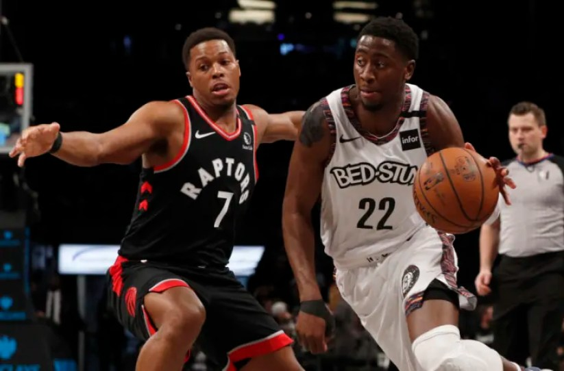 Can Caris LeVert and the Nets escape the smothering Raptors defense?