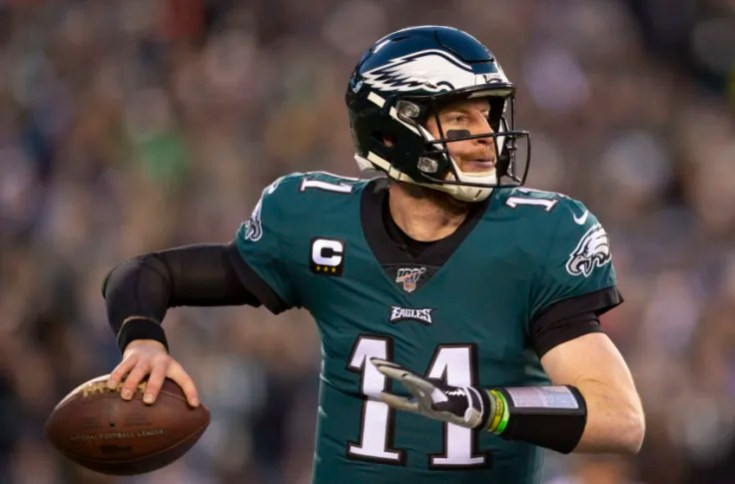 Colts: Boomer Esiason just started Carson Wentz-Indy trade rumors