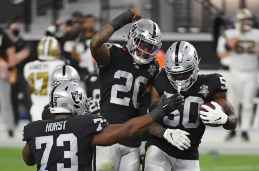 Las Vegas Raiders close to getting back to full strength