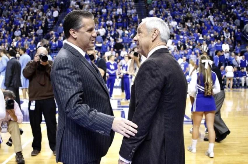 Roy Williams vs. John Calipari: Who Has the Better Resume?