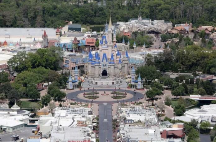Disney Springs reopens as NBA seems closer to restarting in Orlando