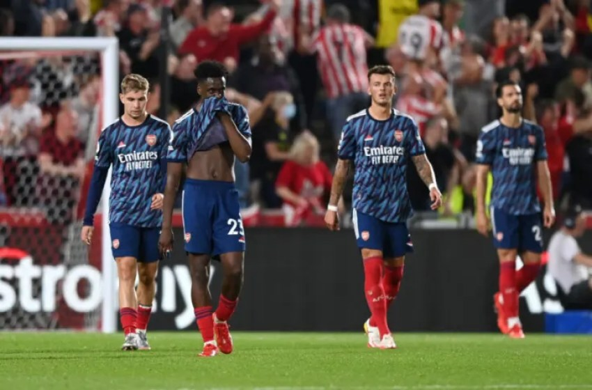 Arsenal player ratings vs Brentford: 2-0 opening day defeat