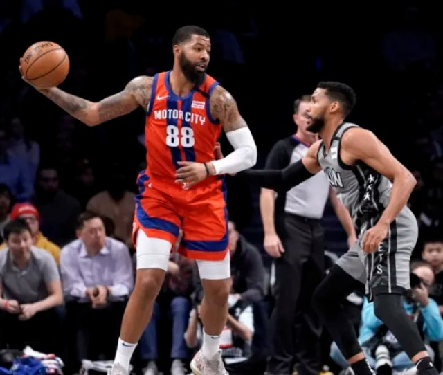 Pistons Buyout Markieff Morris Could Join Former Pistons In Los