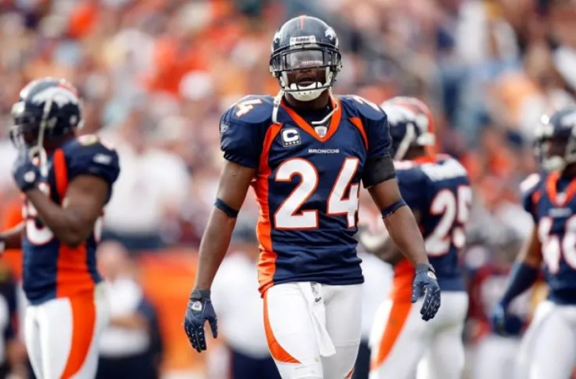 Former Broncos CB Champ Bailey officially in Pro Football Hall of Fame