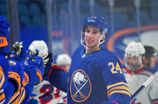 What would be considered a successful season for the Sabres?