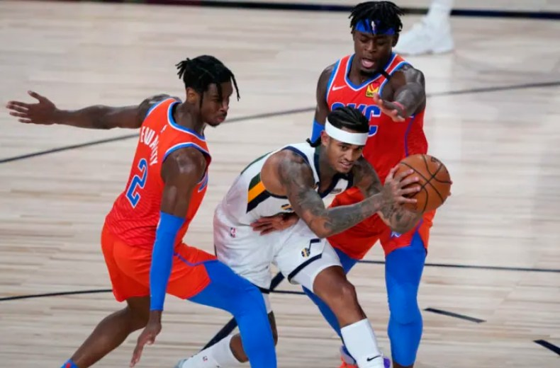 OKC Thunder easy victory over Jazz punctuated by 3 key takeaways