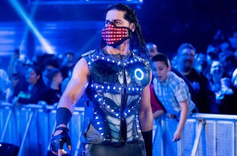 WWE, Mustafa Ali Credit: WWE.com